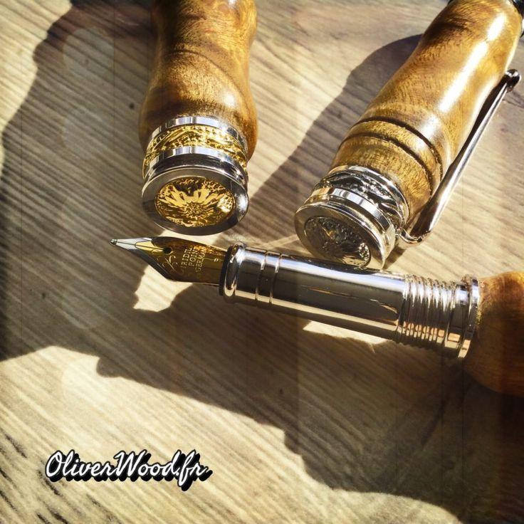 Les 25 meilleures id es de la cat gorie stylos plumes sur - Enlever stylo sur tissu ...