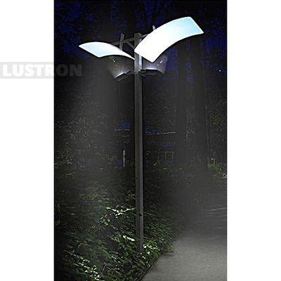 Идеи для дачи. Наземный фонарь уличный Sky 560-42/w. Использование наземных светильников и фонарей просто необходимо для создания качественного освещения на участке, которое обеспечивало бы безопасность пребывания на нем в темное время суток.
