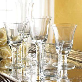 Puccinelli Classic Glassware by Vietri | Gracious Style