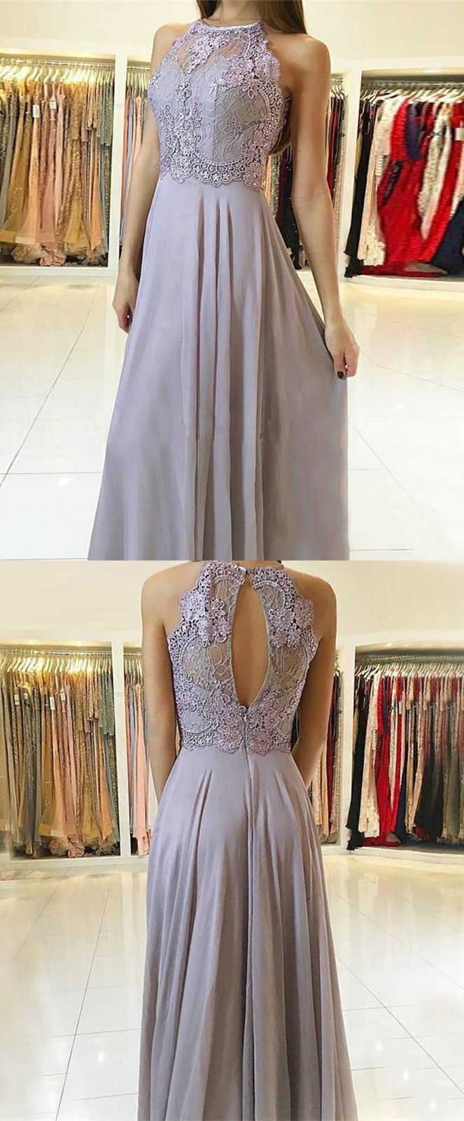elegant grey formal prom party dresses, chic evening gowns for formal party, #promdresses