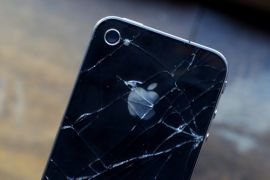 Shatter your iPhone 4 screen? Here's how to fix it | iPhone Atlas - CNET Reviews