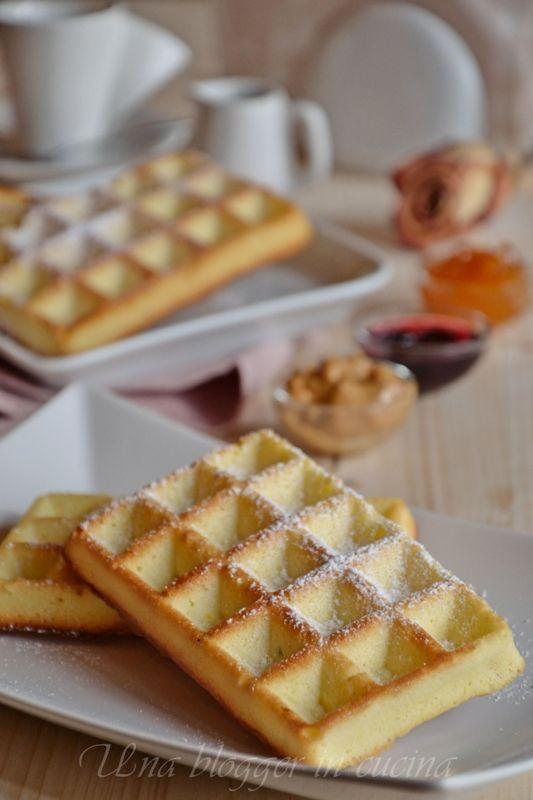 Waffle classici