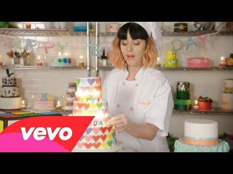 "Katy Perry - ""Birthday"" Lyric Video Premiere - Listen here --> http://beats4la.com/katy-perry-birthday-lyric-video-premiere/"