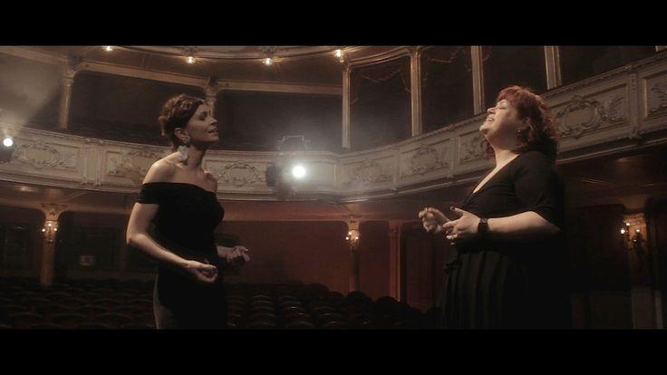 "Beata Przybytek & Beata Bednarz - ""I HAD A CHAT"" (official music video)"
