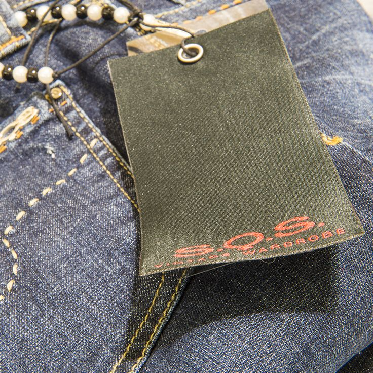 jeans donna S.O.S.