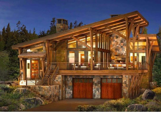 1000 Images About DREAM HOME LOG CABIN HOMES On