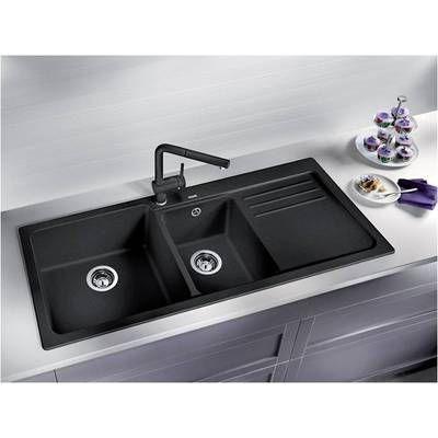 Silgranite Puradur II 1 3/4 Inset Sink