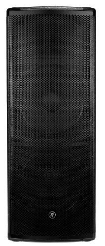 """Mackie S Series S525 2400-Watt Dual 15-Inch 2-Way Passive Loudspeaker, Black by Mackie. $449.99. Mackie's S525 2-Way Dual 15"""" Passive Loudspeaker is a professional, affordable solution for your passive system with 2400W peak power handling and a rugged, road-ready enclosure."""