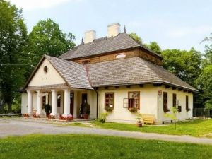 Dworek w Krzykawce