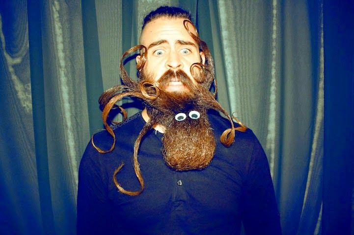 Mr. Incredibeard  Beard  | BeautyAdvisor
