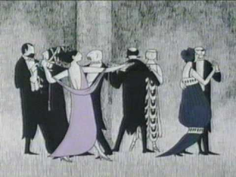 PBS - Mystery Intro - Edward Gorey  I have many memories of summer vacations at my grandmothers house. I would be waiting in bed for my mother to come upstairs to watch Masterpiece Theater Mystery. I always loved the beginning of the show. And then I'd fall asleep.