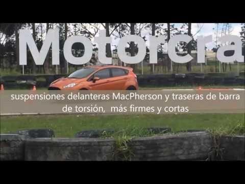 Ford Fiesta ST, Lo condujimos en el lanzamiento en Colombia