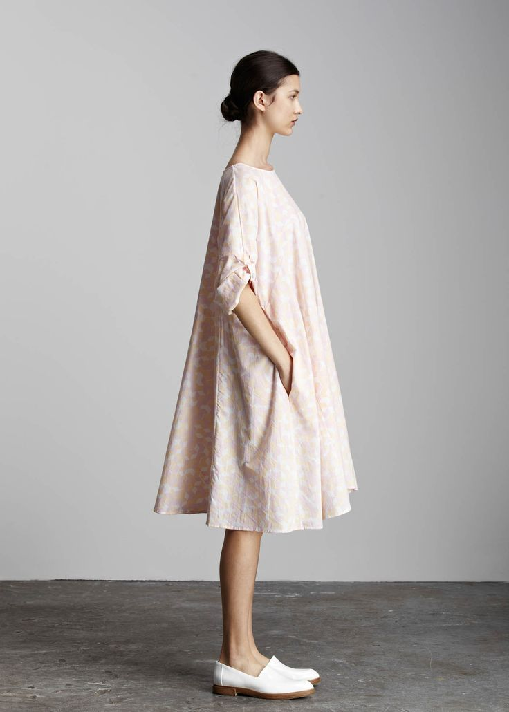 kowtow - 100% certified fair trade organic cotton clothing - Solid Light Dress