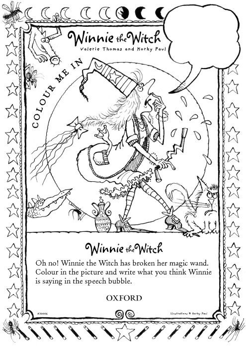 find this pin and more on colouring pages puzzles - Language Arts Coloring Pages