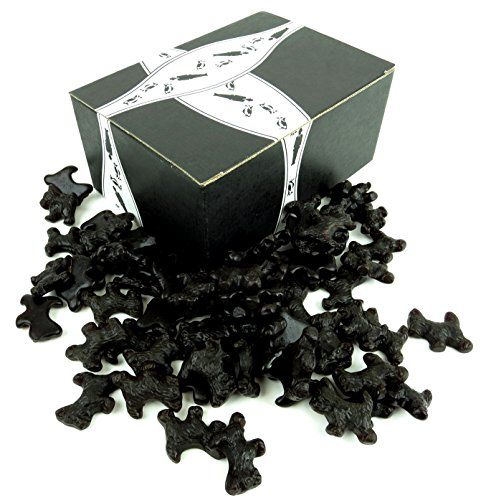 Gimbal's All Natural Black Licorice Scottie Dogs, 2 lb Bag in a BlackTie Box >>> Be sure to check out this awesome product.