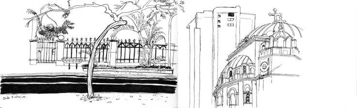 Arte & Ofício: Desenhistas urbanos | João Pinheiro