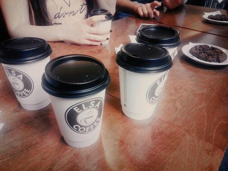 Elsa Coffee~ #italy