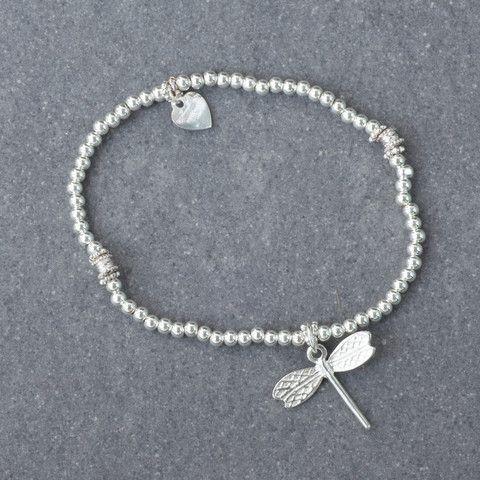 Silver Predator Bracelet