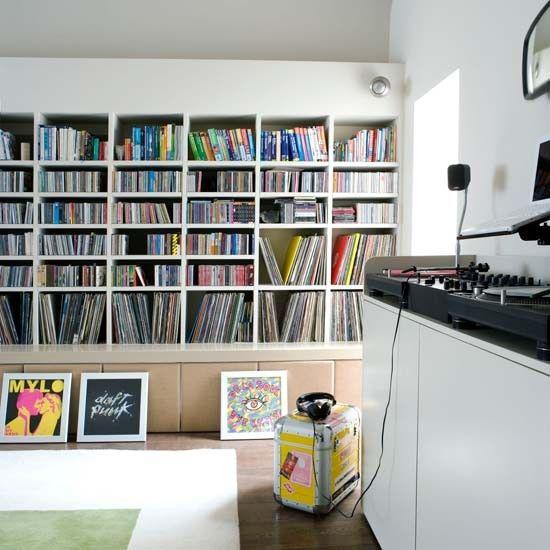 Media storage | Light-filled Victorian house tour | House tour | Modern decorating ideas | PHOTO GALLERY | Livingetc | Housetohome
