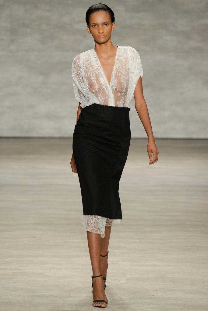 Tome Spring 2015 Ready-to-Wear - Collection - Gallery - Look 1 - Style.com: