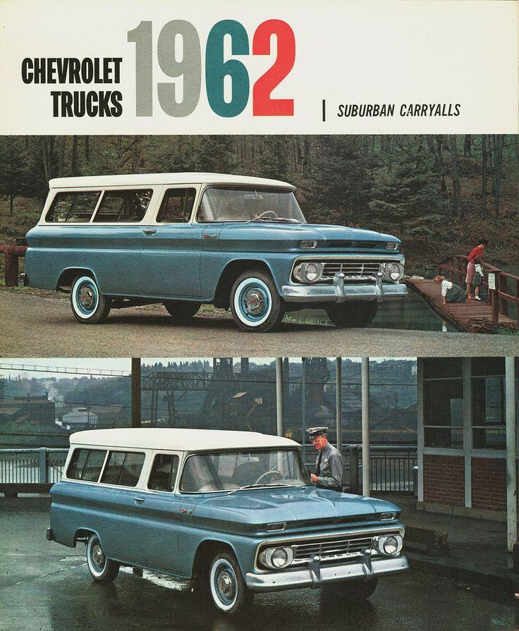 Chevy On Pinterest: 25+ Best Chevrolet Suburban Ideas On Pinterest