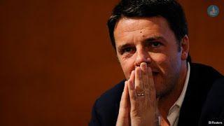 «Υπέφερα όταν έκλεισα τα κουτιά χθες τη νύχτα, δεν ντρέπομαι, διότι δεν είμαι ρομπότ», έγραψε ο Ιταλός απερχόμενος πρωθυπουργός Ματέο Ρέντσι στο προφίλ του στο Facebook.