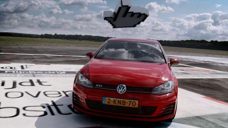 Volkswagen GTI Bannerbahn - Teaser video