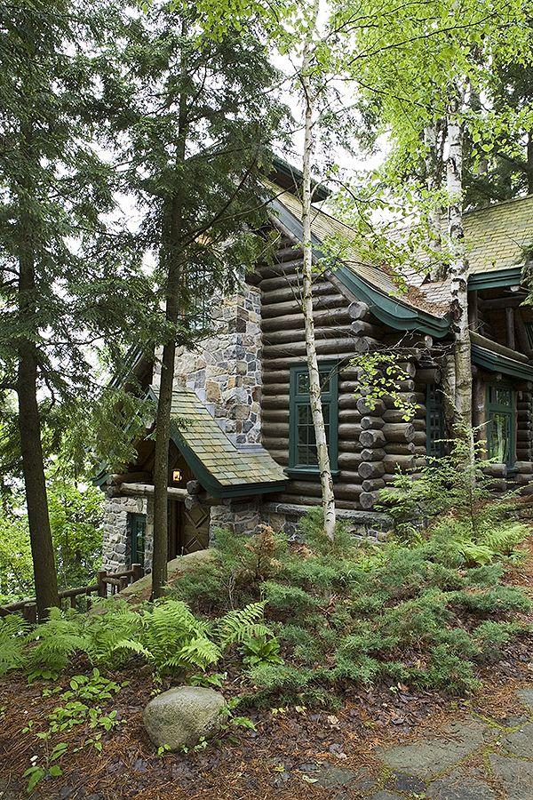 18 Best Images About Adirondack Style Maple Island Log