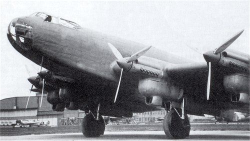 Junkers Ju 89V1 spurred by far-seeing Generallleutnant Walther wever. The RLM issued a specification in 1935 for a Langstrecken-Grossbomber  (long range Heavy Bomber) which was populary called the Ural- bomber .though it reached  the tip of scotland as well. The Do 19 and Ju89 were the main responses and the Ju89 was by far the more capable