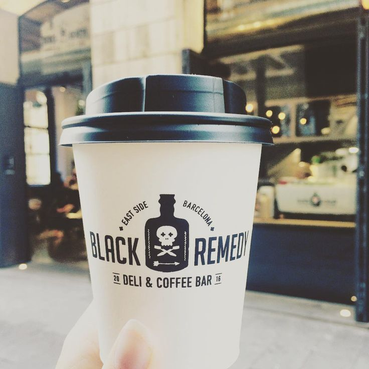 Blackremedycoffee Barcelona