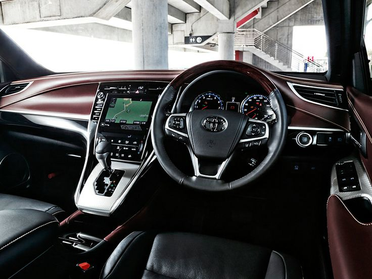 2013Modellista Toyota Harrier