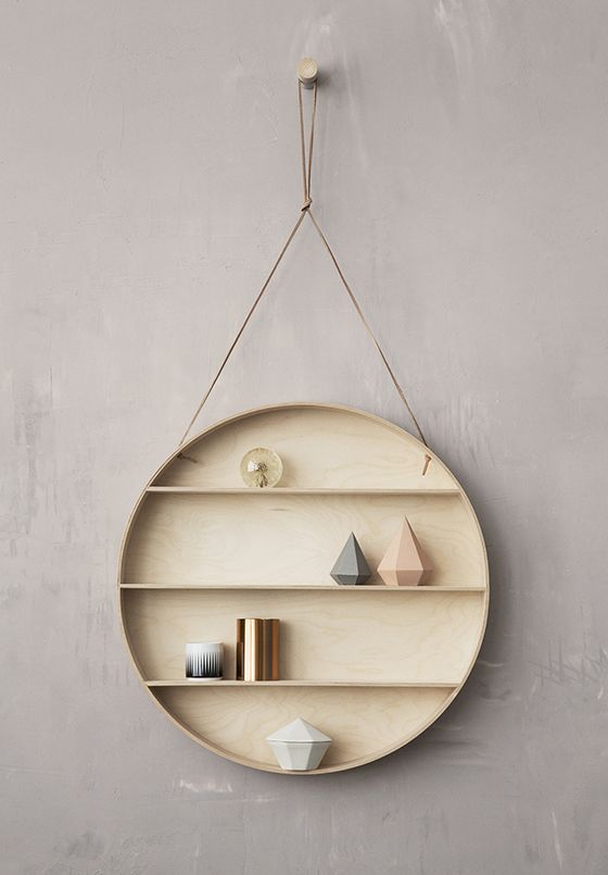 Round Dorm. From our new MORE collection #fermLIVING