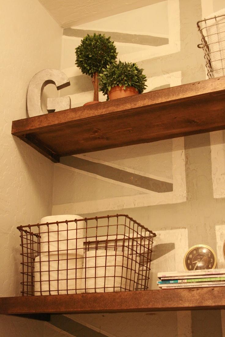 Bathroom Shelf Design Ideas