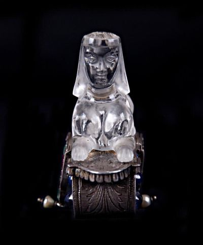 Hidden Messages ..Napoleon's Sphinx talisman …a quite incredible piece…. Commissioned by Napoleon Bonaparte when he returned from Egypt in 1799, the jewels were arranged in a secret code that reflects Napoleon's love for his wife, Josephine and also his successful military and political career.