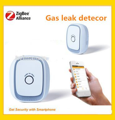 Big discount Zigbee HA1.2 smart gas LPG detector for home automation system #Affiliate