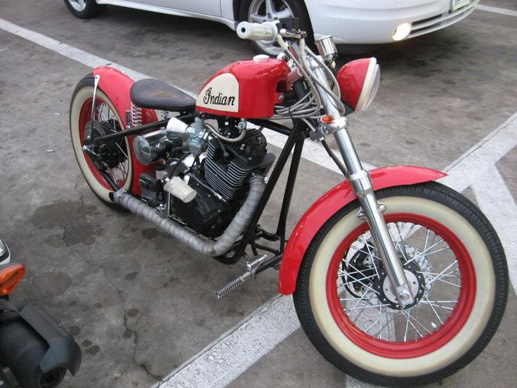 Bobber motorcycle | 250cc+bobber+motorcycles - repined by http://www.vikingbags.com/ #VikingBags