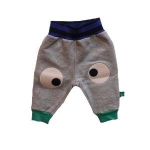 Green Cotton HEIKE 1530114400 - Pantaloni lunghi, bambino, Verde (Grün (Viridis )), 62: Amazon.it: Prima infanzia
