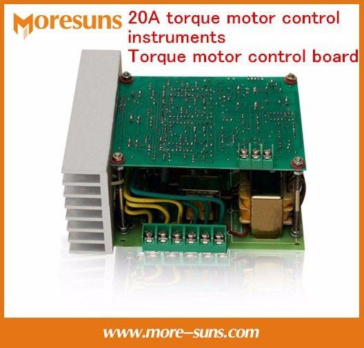 Fast Free Ship 20A torque motor control instruments Torque motor control board