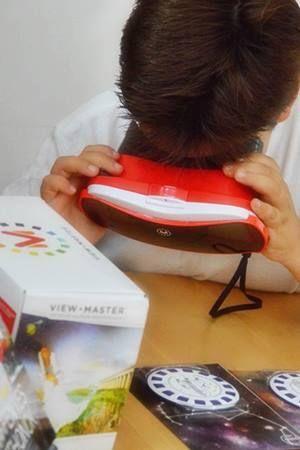 Szédítő élmény: View-Master VR szemüveg gyerekeknek, szórakoztatva oktató élménycsomagokkal