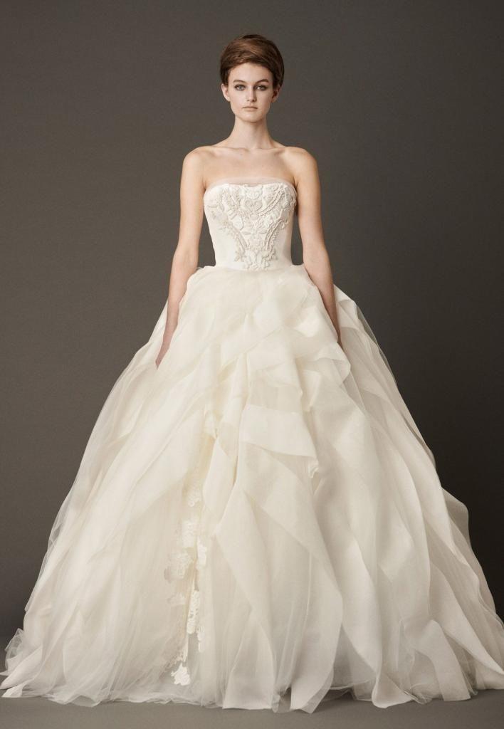 Fancy Vera Wang Bridal Sample Sale ing up in London from verawanggang london