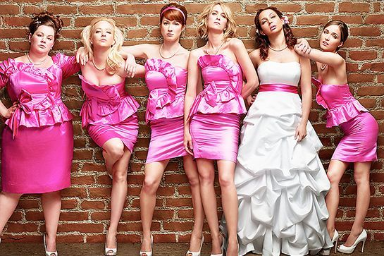 The Definitive Ranking Of Female Buddy Comedies #refinery29 http://www.refinery29.com/2015/05/87044/best-female-buddy-comedies#slide-17 #4: Bridesmaids (2011)Starring: Kristen Wiig, Maya Rudolph, Rose Byrne, Ellie Kemper, Melissa McCarthy, and Wendi McLendon-CoveyWhen Feig encountered the script for Bridesmaids at a table read in 2007, he immediately thought of how many funny women he could plug into the movie. But, it wasn't until 2010 that he got the chance to actually bring the film to…
