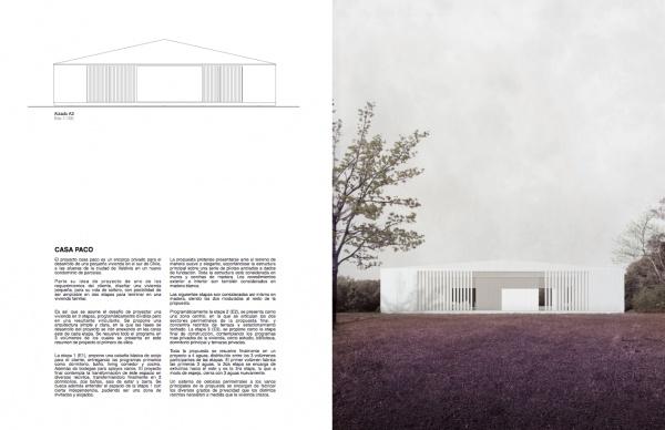 Felipe Grallert - Chile; casa paco