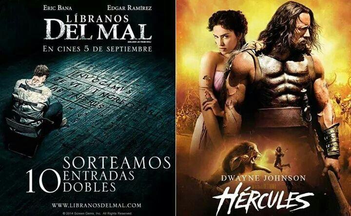 Cartel LIBRANOS DEL MAL, Cartel HERCULES