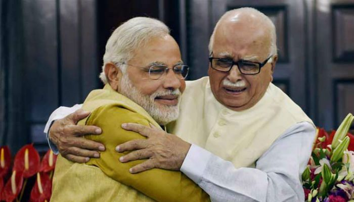 Big News - LK Advani to be next President of India as PM Modi proposes BJP veterans name?   SeniorBJPleaderLK Advanimay become the next President of India according to sources.  Advani's name came after PM Narendra Modi himself proposed the BJP veteran's name for the next President of India.  According to sources PM Narendra Modi put forward Advani's name during a meeting in Gujarat's Somnath.  Reportedly PM Modi says that President post will be a 'guru dakshina' for BJP veteran LK Advani…