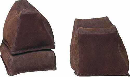 Outdoor Connection Leather Filled Bench Bag (3-Piece Set) by Interstate Arms Corp. Outdoor Connection Leather Filled Bench Bag (3-Piece Set).
