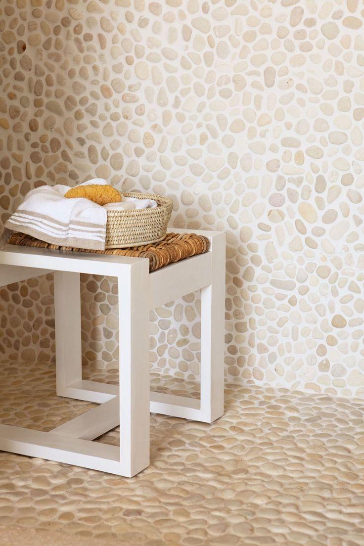 Un baño sereno y muy acogedor · ElMueble.com · Cocinas y baños