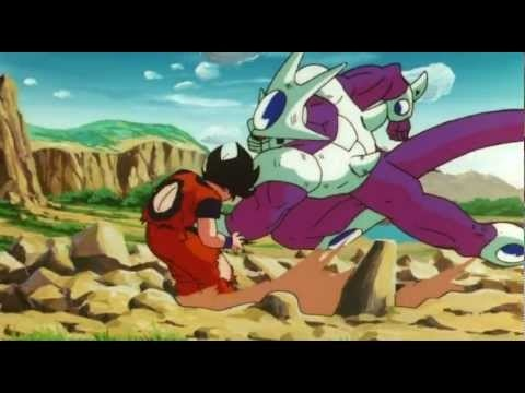 "Abridged Goku defeated Frieza, almost losing his life during the process. Now he meets the ""cooler"" brother..."