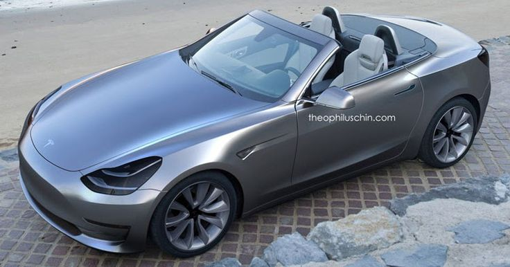 There Is A New Tesla Roadster Coming - Just Be Patient #Electric_Vehicles #Reports