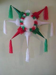 fabricantes de piñatas, fabrica de piñatas, piñatas, mexican party, fiestas de cumpleaños,: Estrella Mexicana