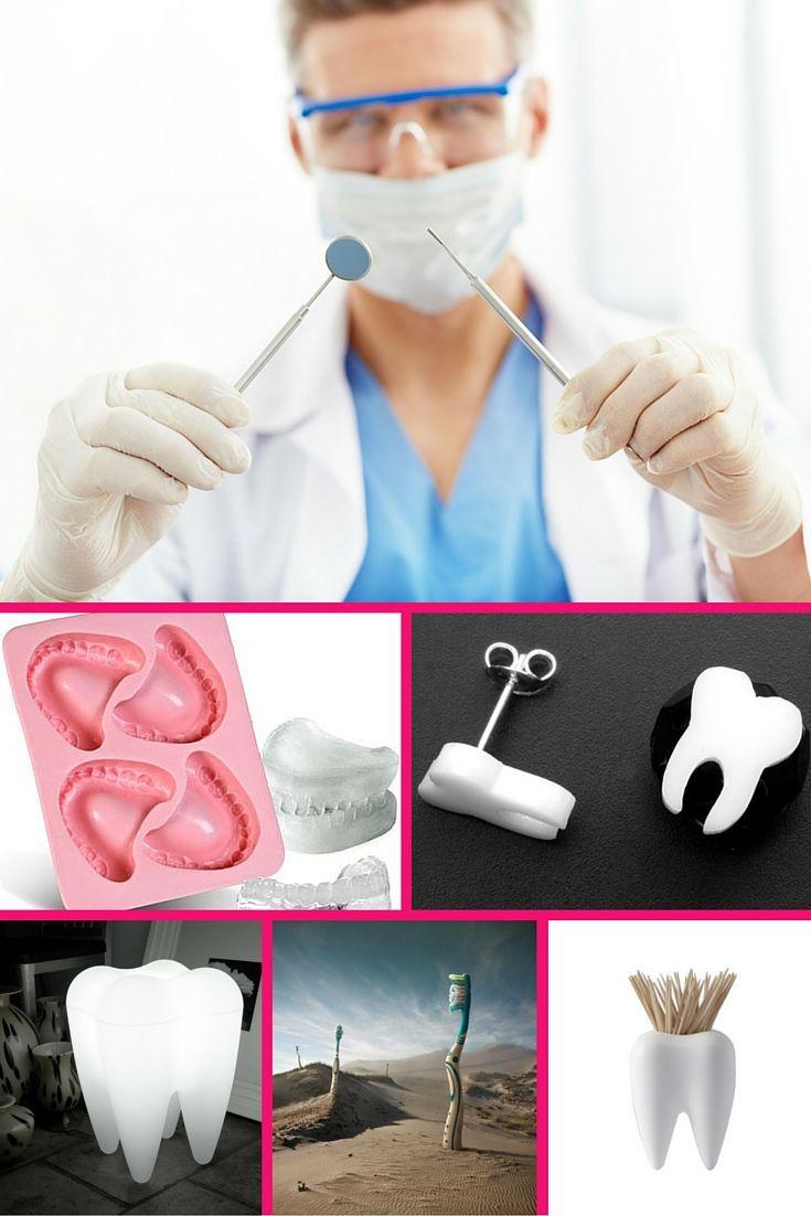 7 pomysłów na prezenty dla dentysty